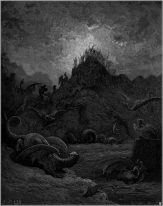 Paradise Lost - Gustave Dore
