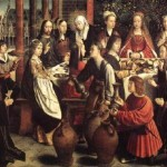 The Marriage at Cana by David Gerard