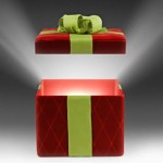 glowing-christmas-gift-open